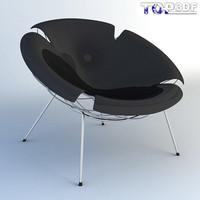 Bean armchair