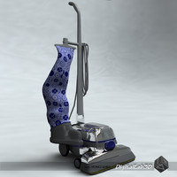 3ds max vacuum cleaner