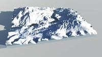 Mountain Terrain 02