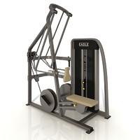 exerciser 3d model