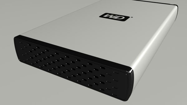 how to fix western digital external hard drive