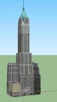 trump tower new york 3d model