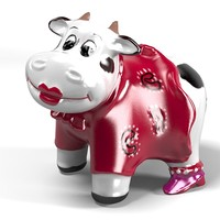3d model cow toy kid