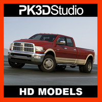 Dodge RAM 3500 HD 2011