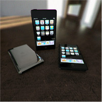 itouch player 3d max