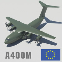 Airbus A400M Heavy Lift Aircraft