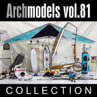3ds archmodels vol 81