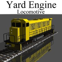 lightwave yard locomotive engines