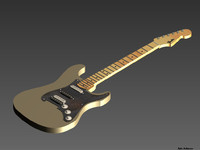 free max mode fender guitar