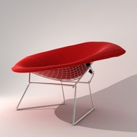 large diamond chair_full cover