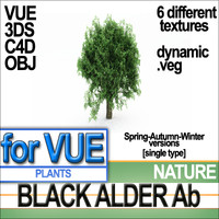 black alder ab dynamic 3d 3ds