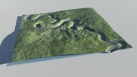 River Valley Terrain 02