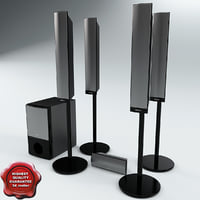 Speaker System Sony DAV DZ690M V2