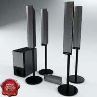 speaker sony dav dz690m max