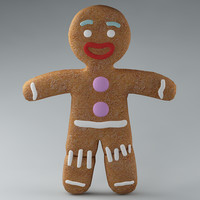 Gingerbread Man_01