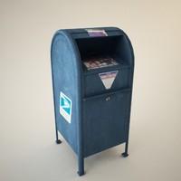 max studio mailbox