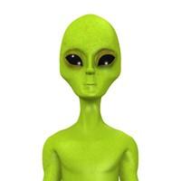alien character 3ds
