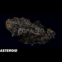 Asteroid -High Resolution-