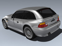 maya bmw z3 coupe 2002