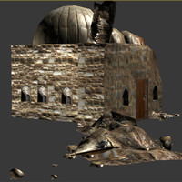 max ready mosque ruin
