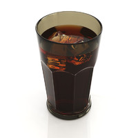 lw tall glass drink
