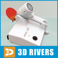 Dental Curing Light by 3DRivers