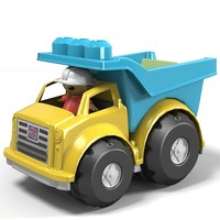 Dump Truck toy block car