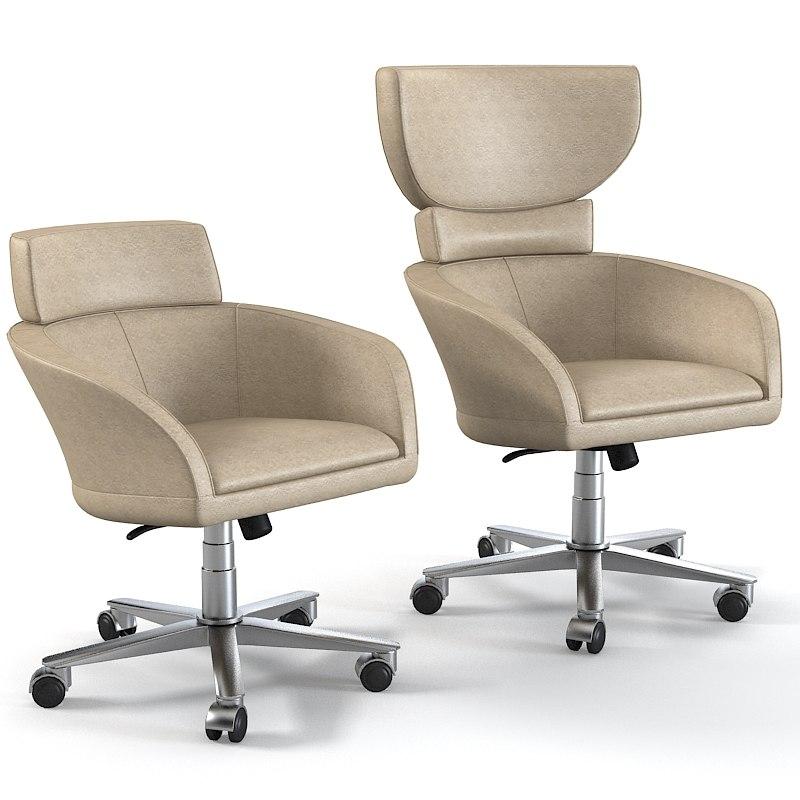 giorgetti office chair armchair boss modern contemporary  s0001.jpg