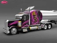 379 truck 3d max