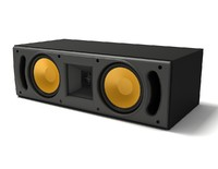 klipsch rc52 center channel 3d model