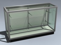 Retail Display Case