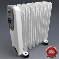 Whirlpoll Oil Heater