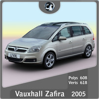2005 Opel/Vauxhall Zafira