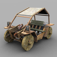 wood mobile 3d max