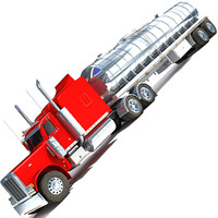 tanker truck max
