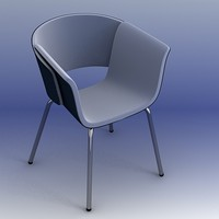 chair interior animations 3d 3ds