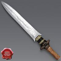 African Sword V1
