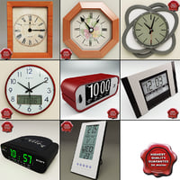 3ds max clocks v2