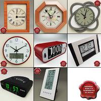 3ds max clocks v2