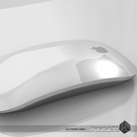 3d model apple magic mouse s
