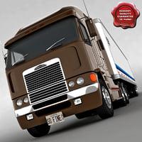 Freightliner Argosy Trailer