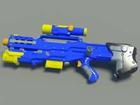 air toy gun 3d 3ds