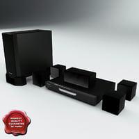 3d speaker pioneer dcs 363