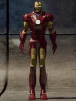 3dsmax iron man