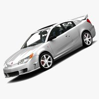 Saturn Ion Coupe RedLine