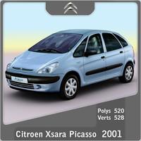 2001 Citroen Xsara Picasso