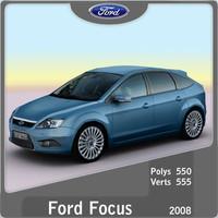 3d 2008 focus