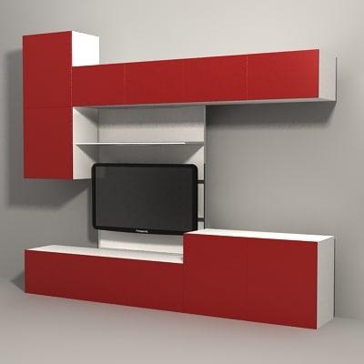 Ikea bestå vægbeslag