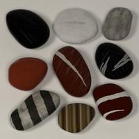 stones river 3d model