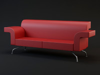 free 3ds mode couch sofa